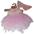 This amazing fairy dress is only available here at the Teddy Bear Village - our unique design!  Pure froth!! **This outfit will fit all 38/39cm teddy bears including Build-a-Bear and Bear Factory teddy bears.